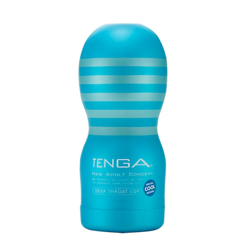 "Masturbatorius ""Tenga Cool Edition Deep Throat"""
